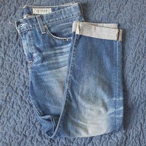 AG The Ex-Boyfriend Slouchy Slim Jeans